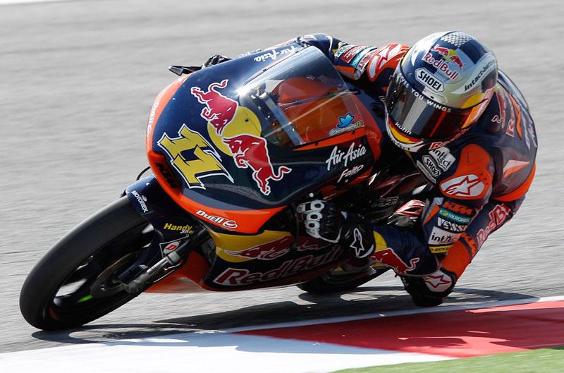 Cortese se impone a Salom y Fenati en el Gran Premio de San Marino de Moto3