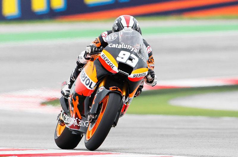 Márquez gana el Gran Premio de San Marino de Moto2