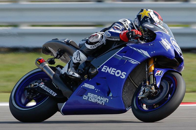 Victoria de Lorenzo y podio de Bautista en el Gran Premio de San Marino de MotoGP