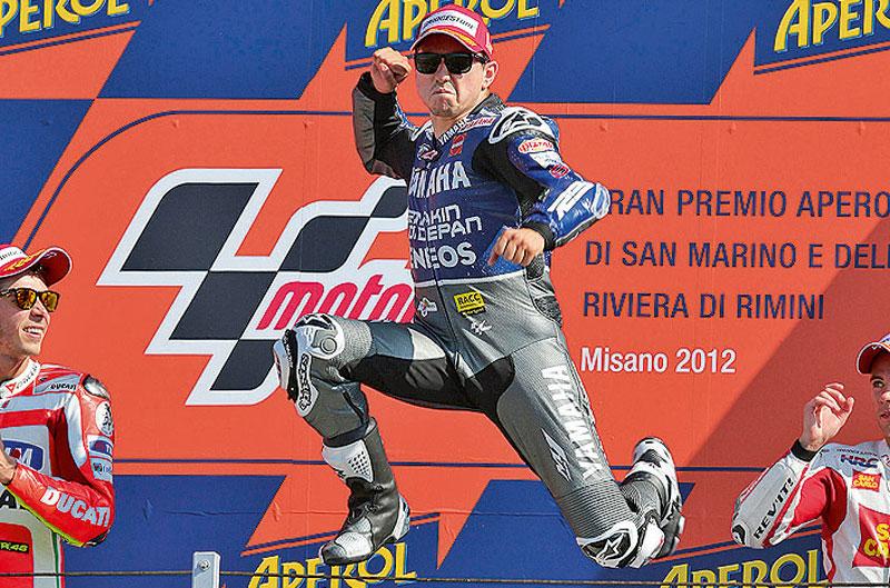 Declaraciones de los pilotos de MotoGP en el GP de San Marino