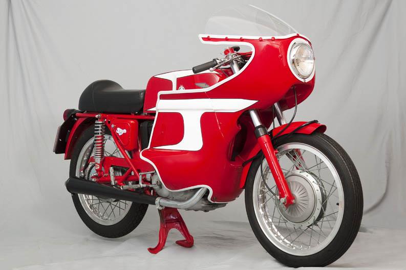 Ducati 24 Horas 1966