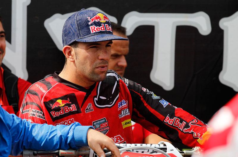 Barragán vuelve a KTM