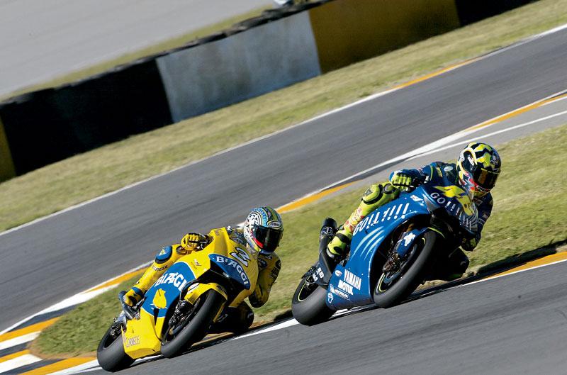 Los ídolos de los pilotos de MotoGP