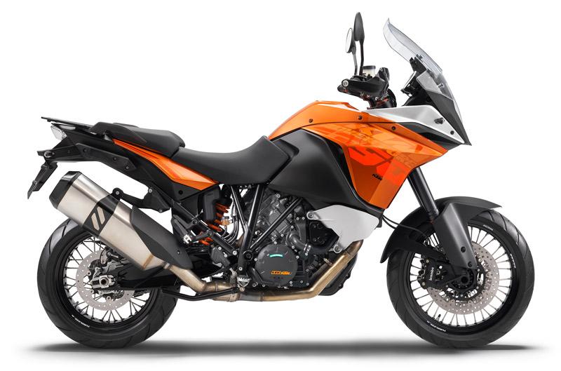 KTM lanza la nueva 1190 Adventure
