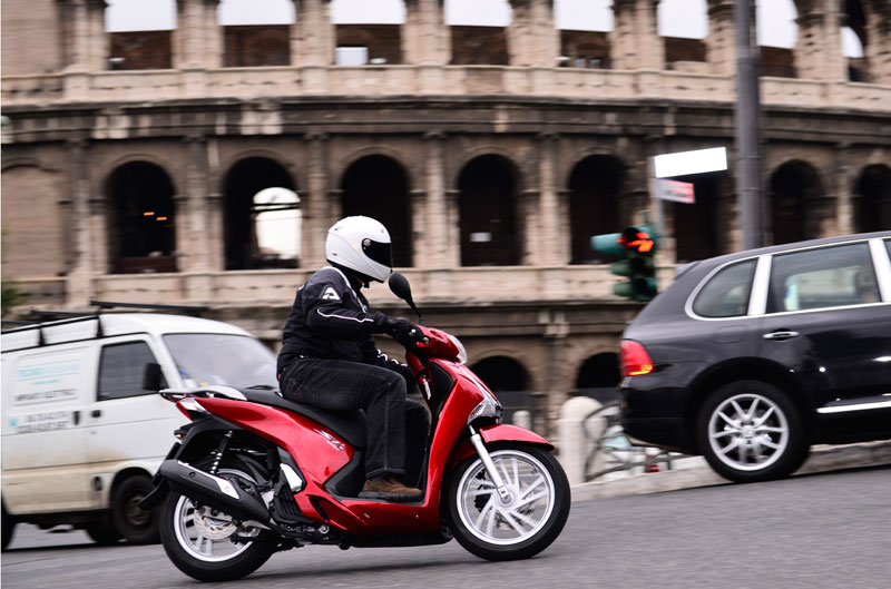 Honda SH125 Scoopy: primera prueba