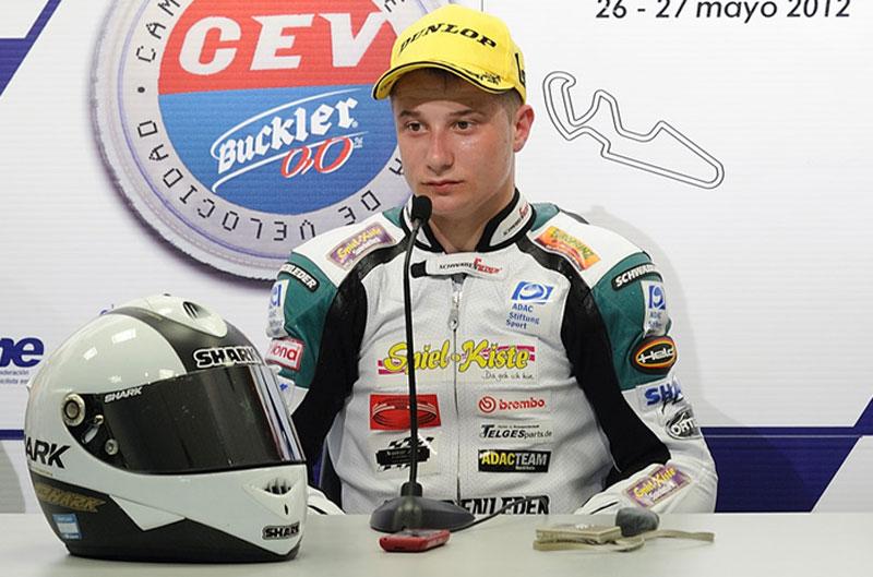 Amato sustituye a Faubel en el Team Aspar de Moto3
