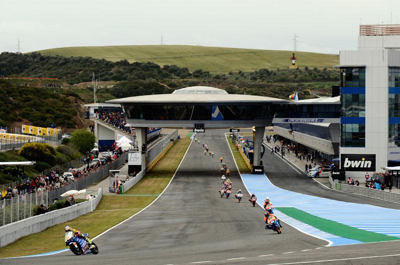 El Mundial de SBK llegará a Jerez en 2013