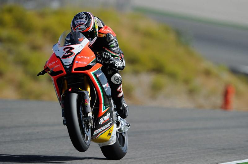 Max Biaggi, a un paso del título de Superbike