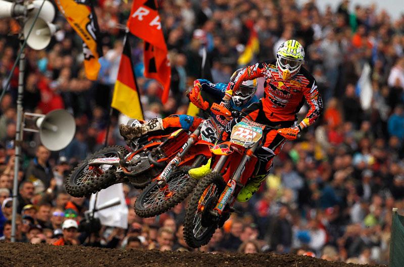 Cairoli y Searle vencen en MXGP de Alemania