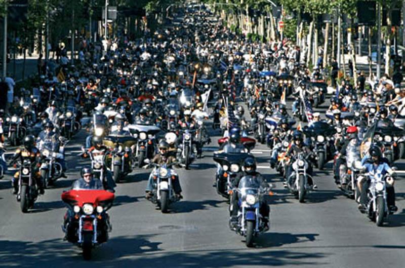 100 Harley-Davidson tomarán las Rozas Village