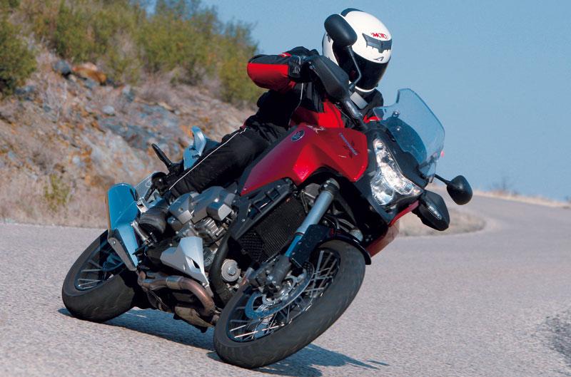 Honda Crosstourer Dual Clutch Transmission