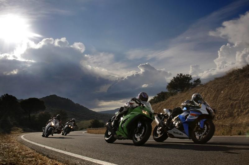 Superbike japonesas