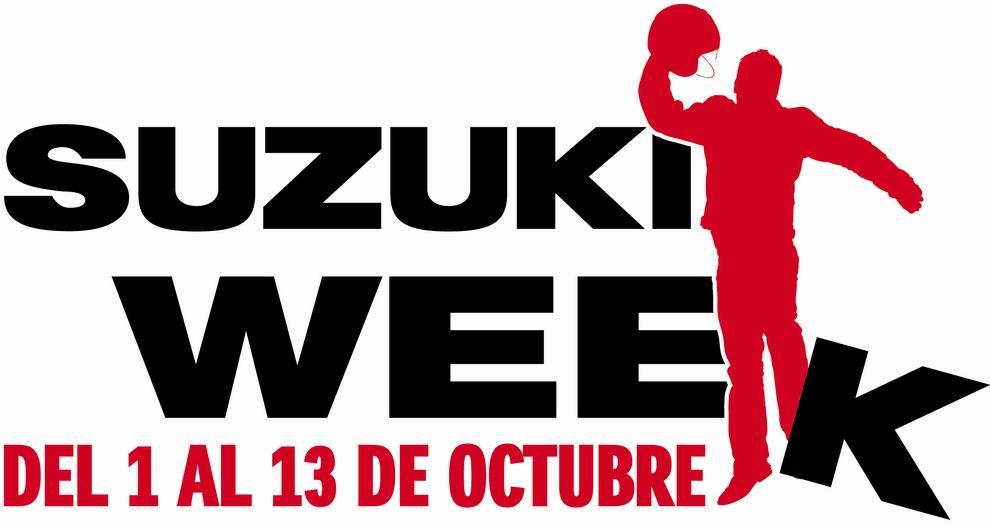 Suzuki Week: una semana de ofertas únicas