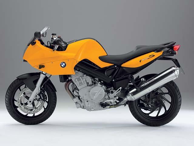 BMW F800 ST, la mejor novedad