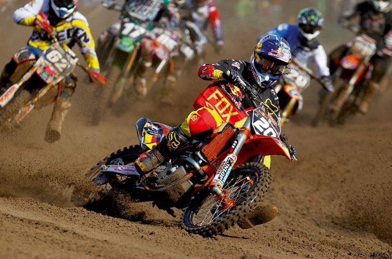 Victoria de Alemania en el Motocross de las Naciones