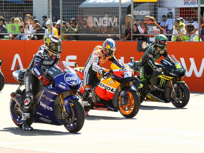 MotoGP y SBK, de la mano