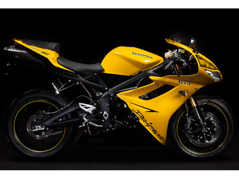 Triumph Daytona 675 Super III Limited Edition