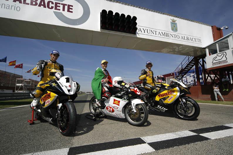 Morales, Torres y Ferrari nuevos campeones de Europa