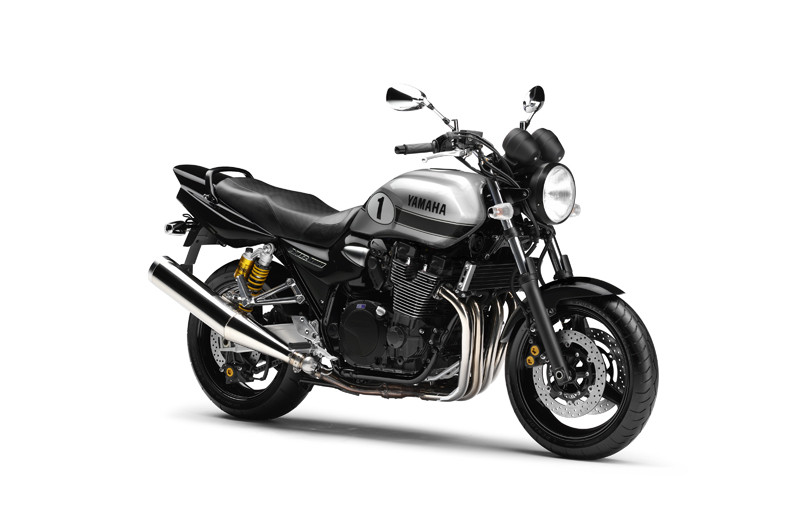 Nuevos colores en la Yamaha XJR 1300