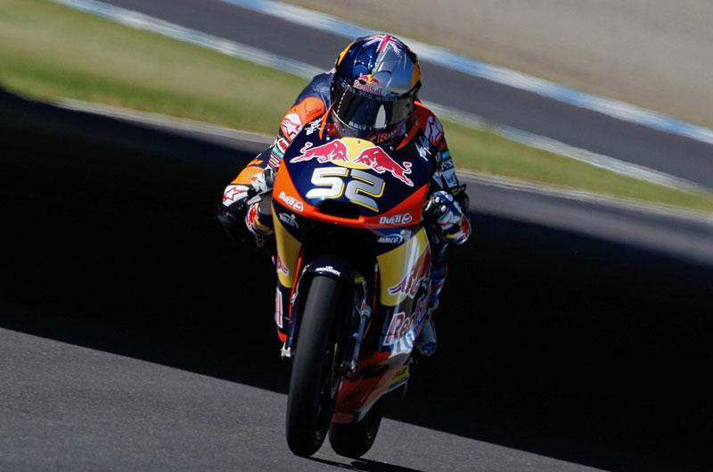 Primera victoria de Danny Kent en el Gran Premio de Japón de Moto3