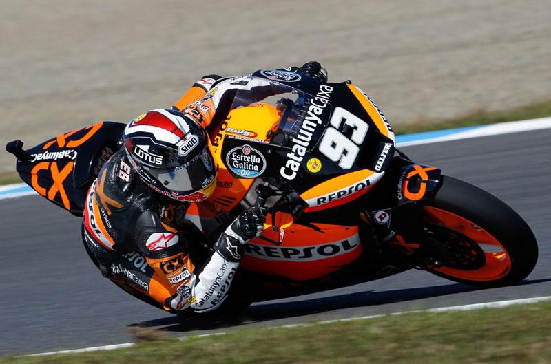 Marc Márquez gana el Gran Premio de Japón de Moto2
