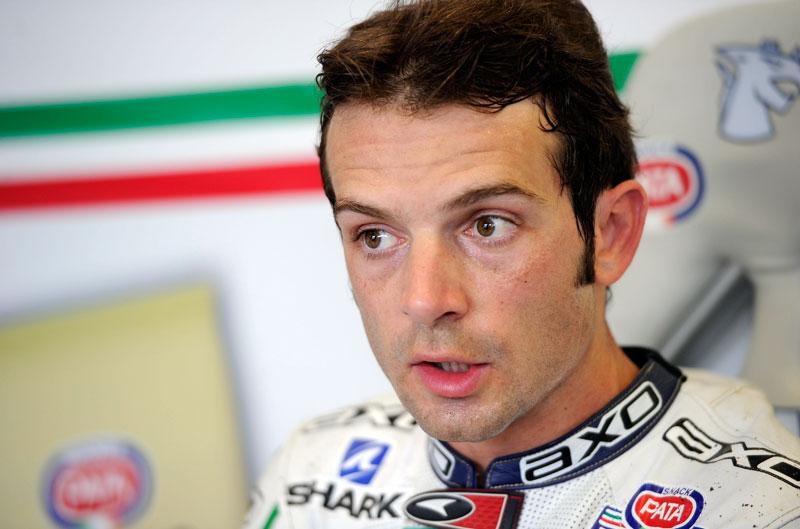 Suzuki rompe con Sylvain Guintoli