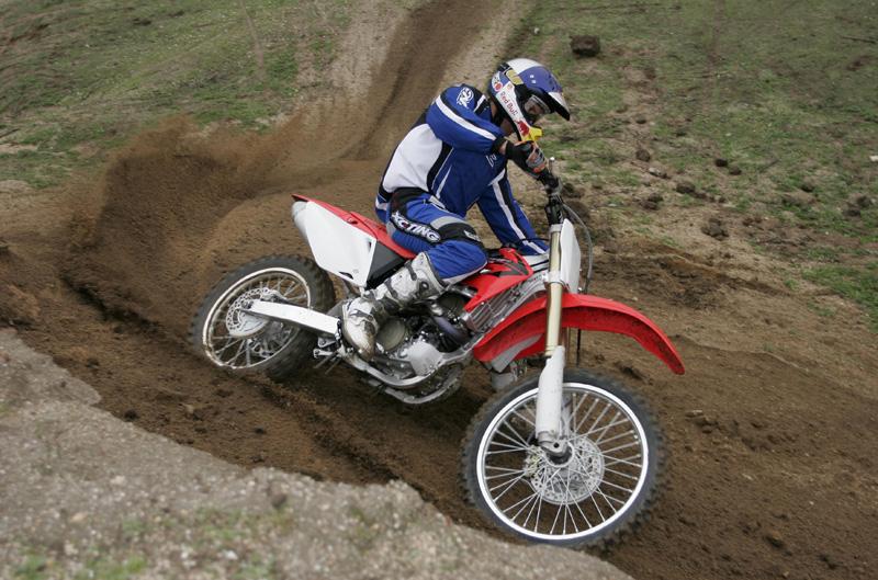 Segunda Mano: Honda CRF 450 2006