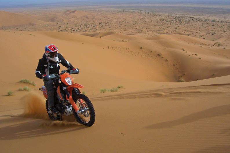 Prepara tu moto para la aventura