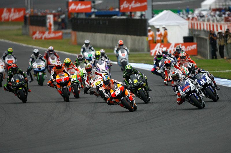 Gran Premio de Malasia. Circuito de Sepang y horarios