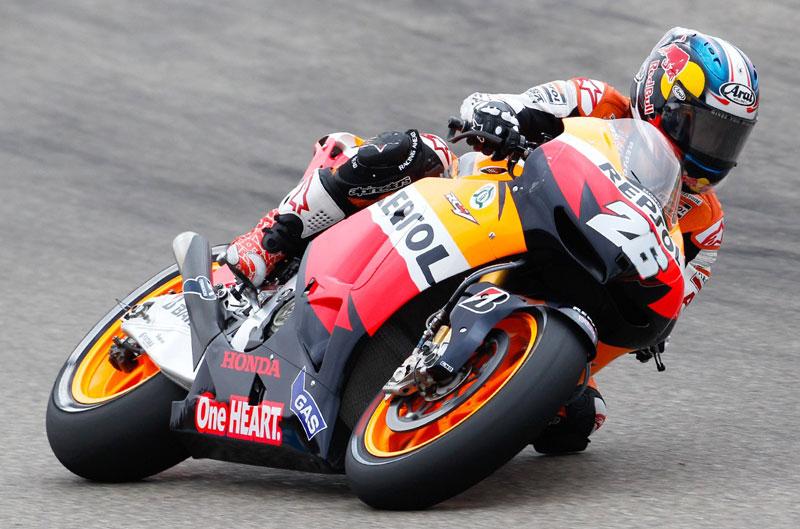 Pedrosa, Espargaró y Folger, los más rápidos en los FP1 del Gran Premio de Malasia