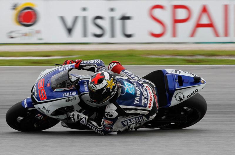 Lorenzo, Espargaró y Khairuddin, Pole Position en el Gran Premio de Malasia