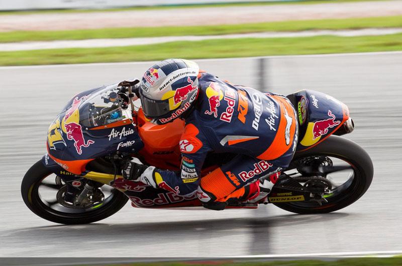 Sandro Cortese, primer campeón del mundo de Moto3
