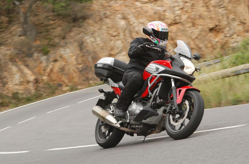 Terminamos los 50.000 km con la Honda NC700X