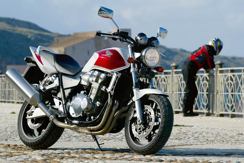 Segunda mano: Honda CB1300S