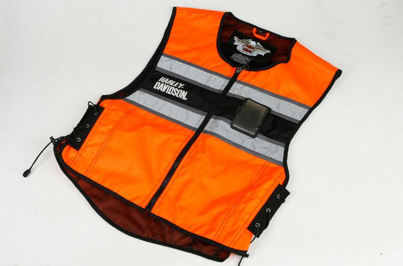 Harley-Davidson Hi-Vis Vest
