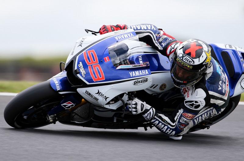 Jorge Lorenzo, nuevo campeón del mundo de MotoGP