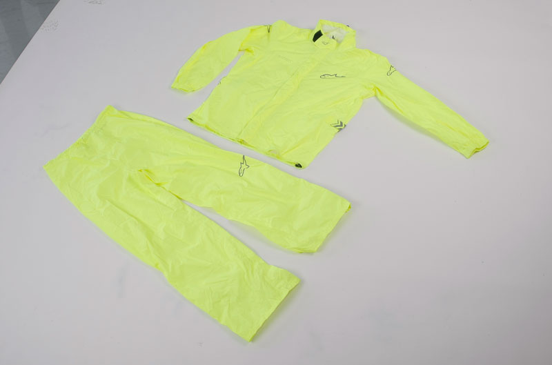 Alpinestars Quick Seal Out Jacket & Pant