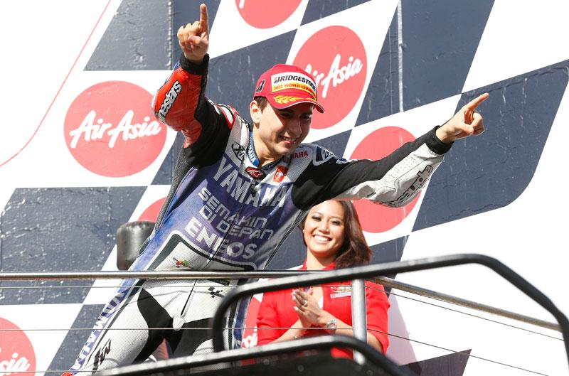 Celebramos los títulos de Lorenzo y Márquez