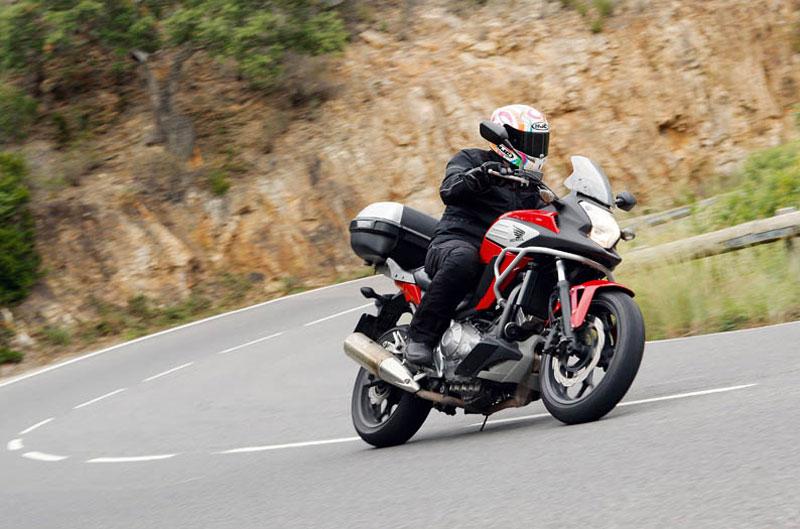 50.000 kms con la Honda NC700X