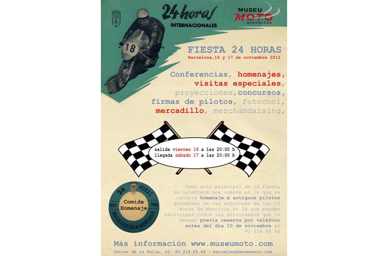 La magia de Montjuic en el Museo de la Moto