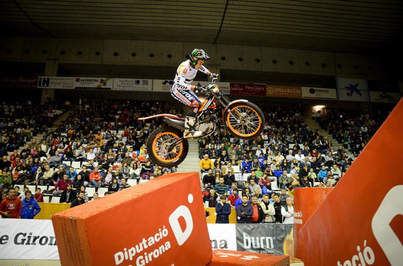 Toni Bou, Campeón de España Trial Indoor