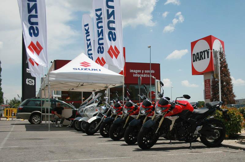 Suzuki cierra su planta de Gijón