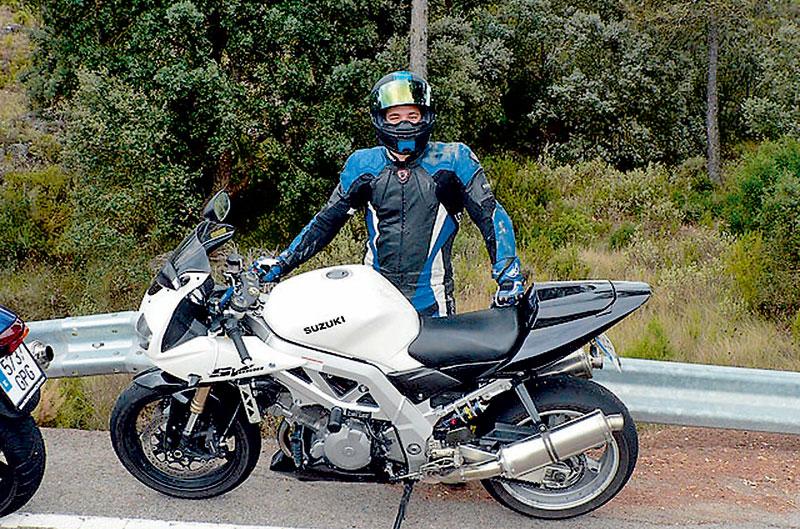 Objetivo 100.000 km: Suzuki SV1000S