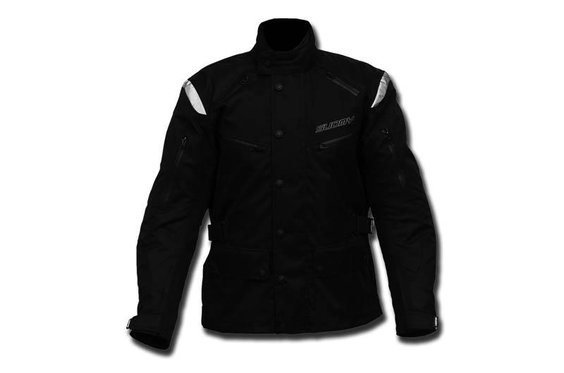 La chaqueta dos capas de Suomy