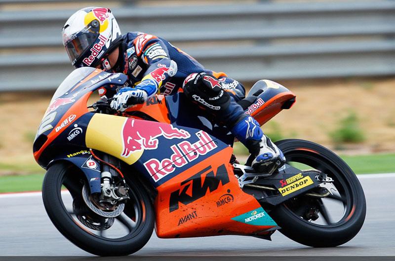 Victoria de Danny Kent en el Gran Premio de Valencia de Moto3