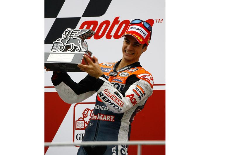 Declaraciones de los pilotos de MotoGP en el Gran Premio de Valencia