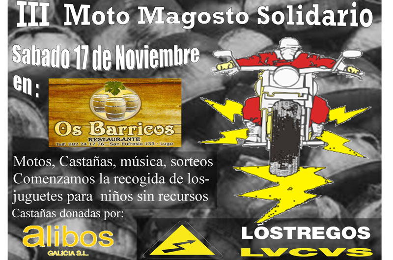 III Moto Magosto Solidario