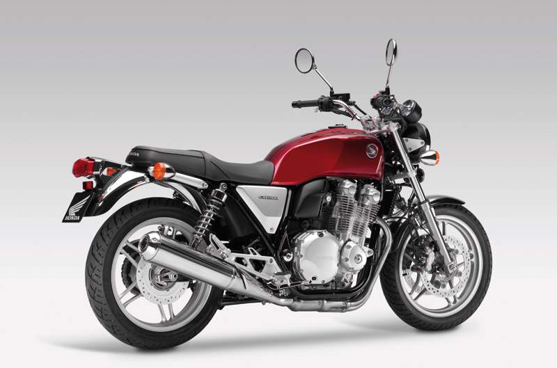 Análisis: Honda CB1100