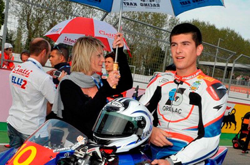 Nacho Calero correrá en el Mundial de Supersport
