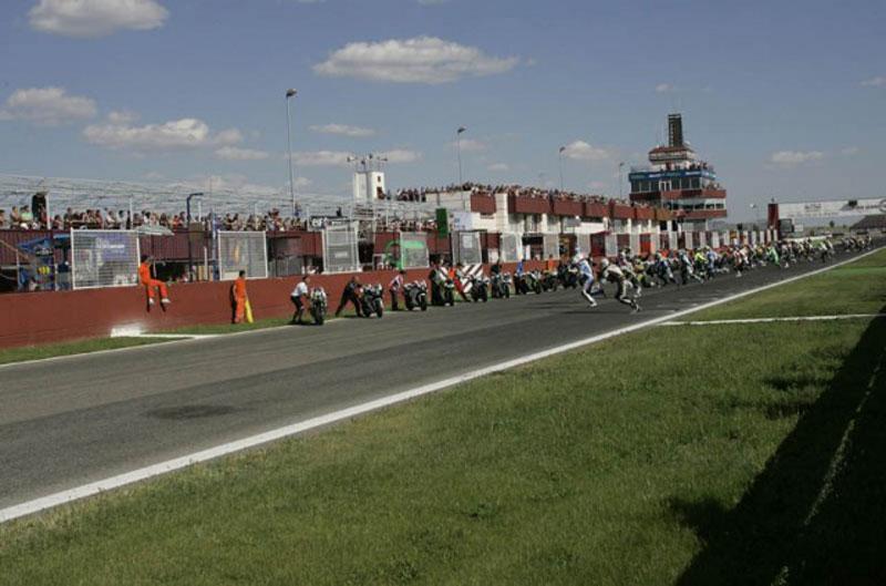 Despidos en el Circuito de Albacete